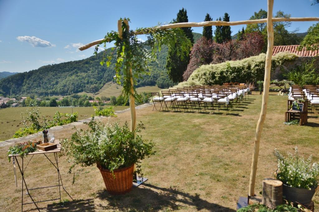 decoration ceremonie laique mariage officiant 37