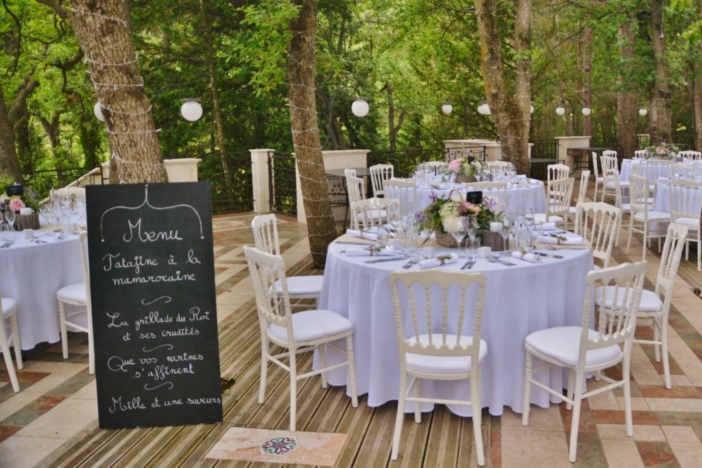 mariage en exterieur decoration inspiration