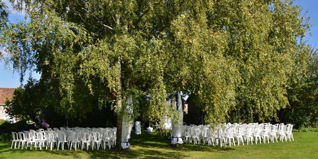 ceremonie engagement indre et loire arbre nature
