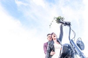 mariage ceremonie moto 37